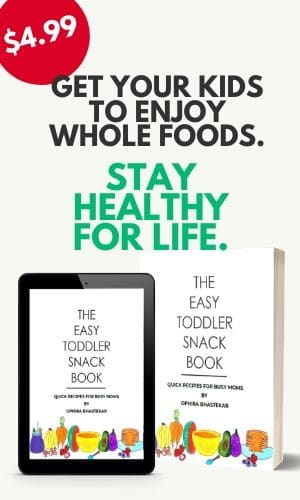 The Easy Toddler Recipe Book