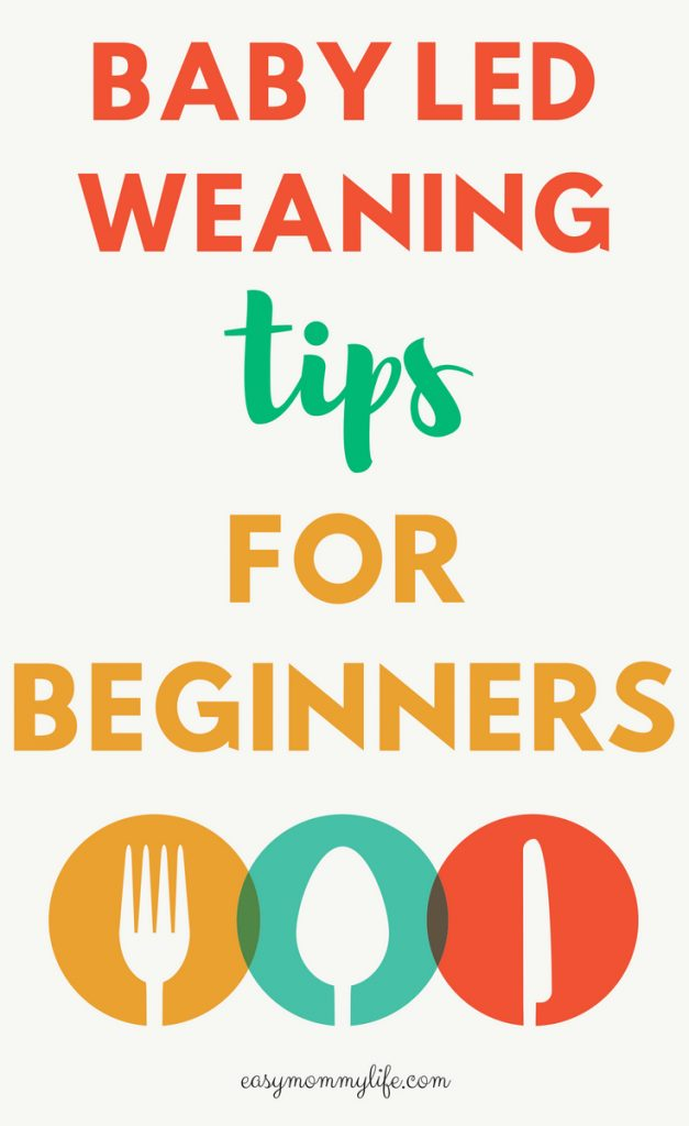 baby led weaning tips