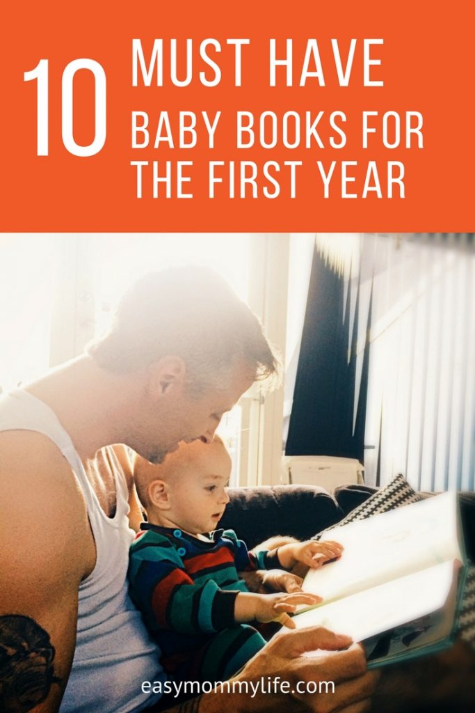 baby books-first library