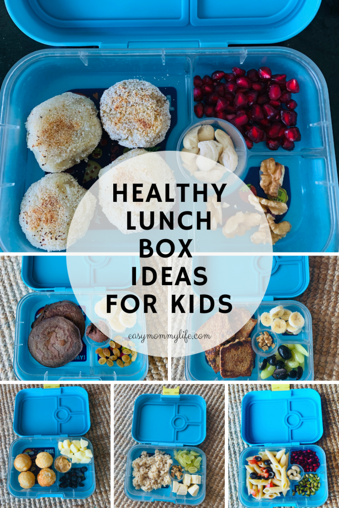 Bento box lunches for picky eaters