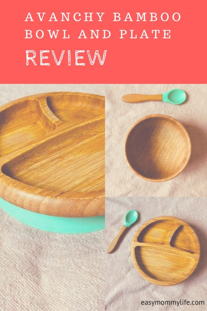 Avanchy bamboo bowl and plate review