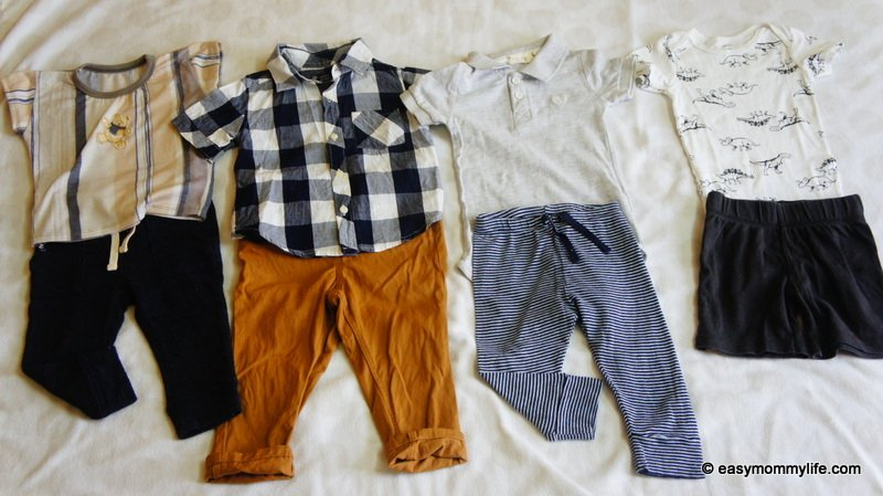 capsule wardrobe for toddlers