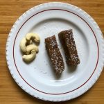 no bake energy bars-quick vegan snack