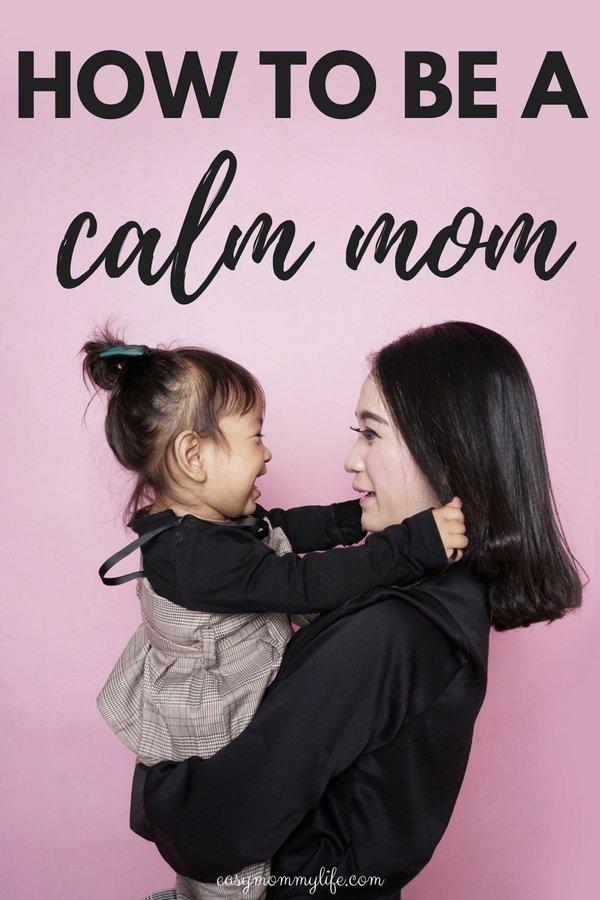 calm parent-gentle parenting techniques
