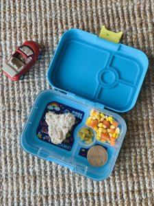 lunch box ideas - Oats