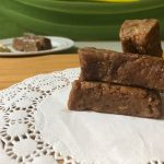no bake energy bars-vegan snack idea