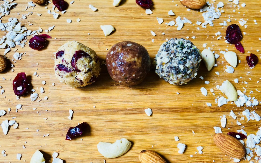 No Bake Energy Balls Recipes: Healthy And Quick