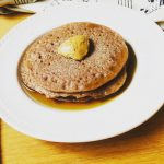 Ragi pancakes - weaning foods for Indian babies