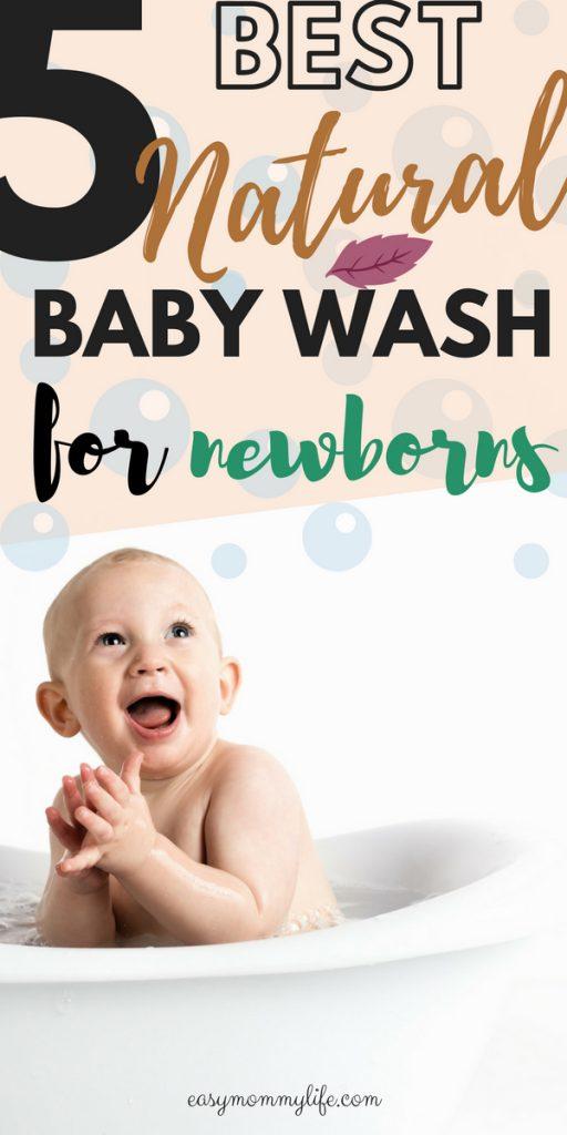 natural baby wash-organic baby products India