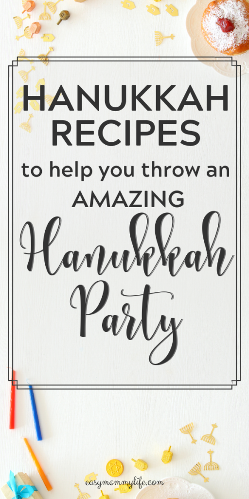 easy Hanukkah recipes