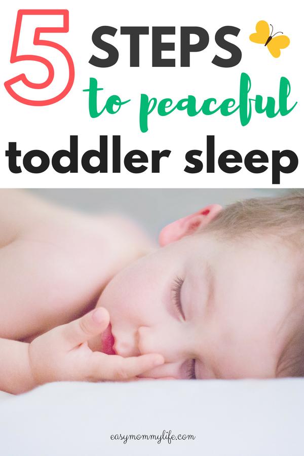 toddler sleep-toddler sleep tips