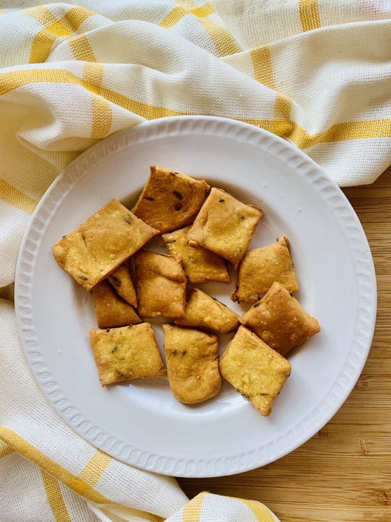 healthy toddler snack recipes-whole wheat crackers
