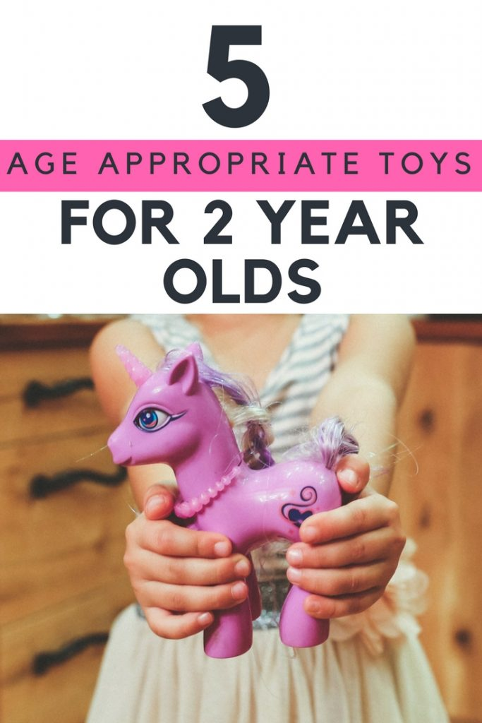 age appropriate toys for 2 year olds