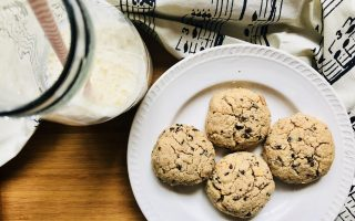 easy almond flour cookies