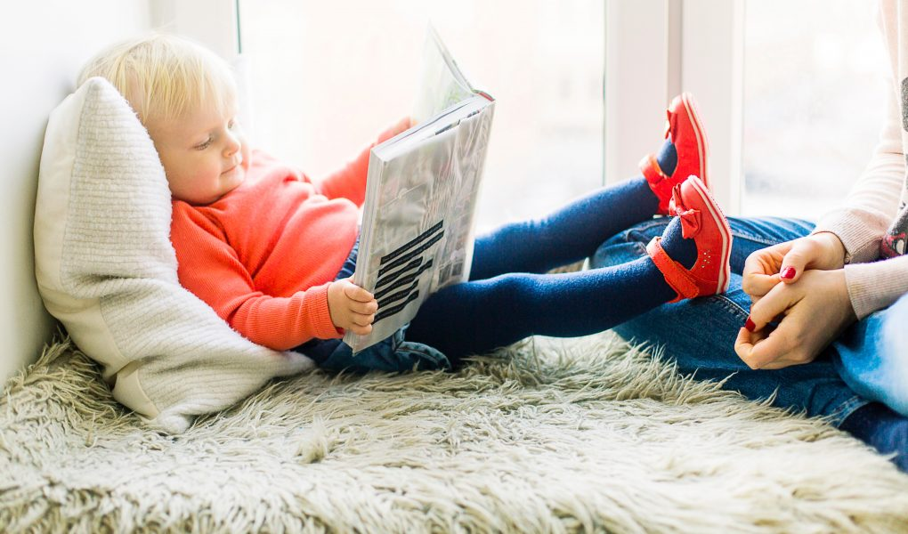 benefits of reading to your child- raising readers