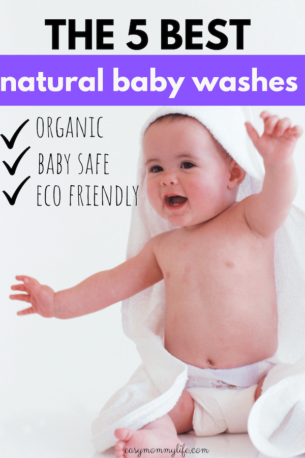 best natural baby wash-best body wash for kids