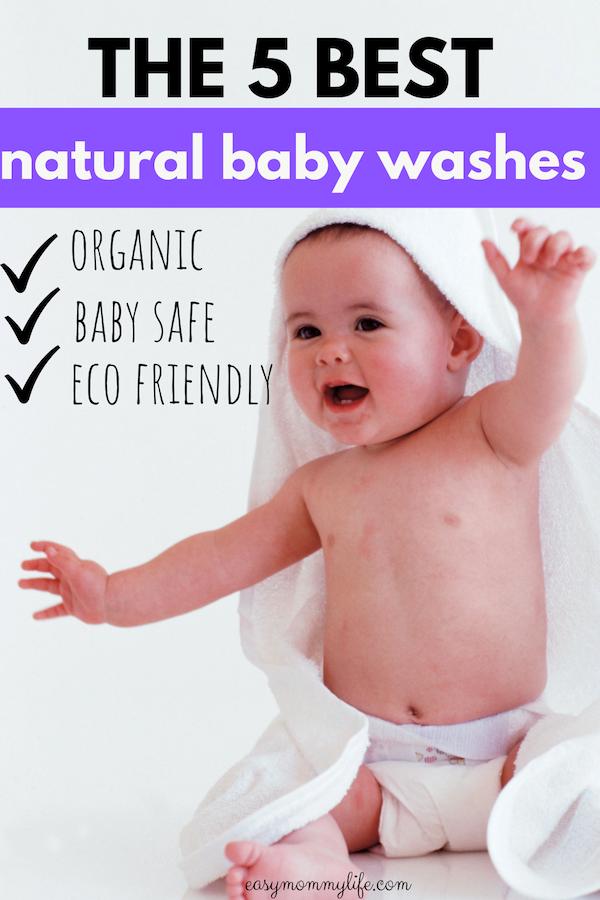 best natural baby wash-best body wash for kids