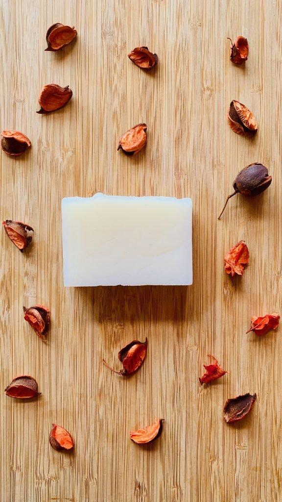 natural baby bath soap