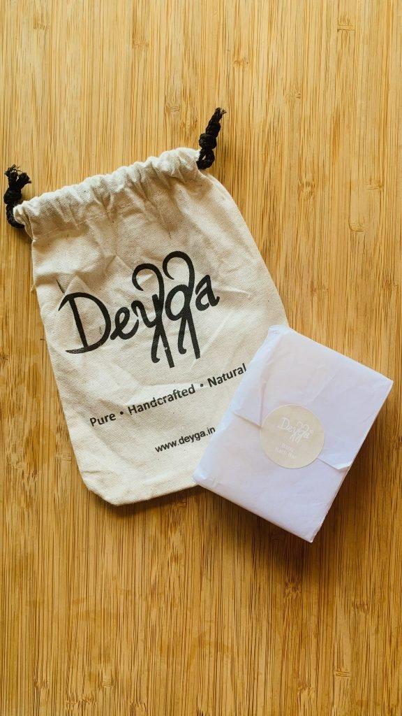 natural baby bath soap by Deyga
