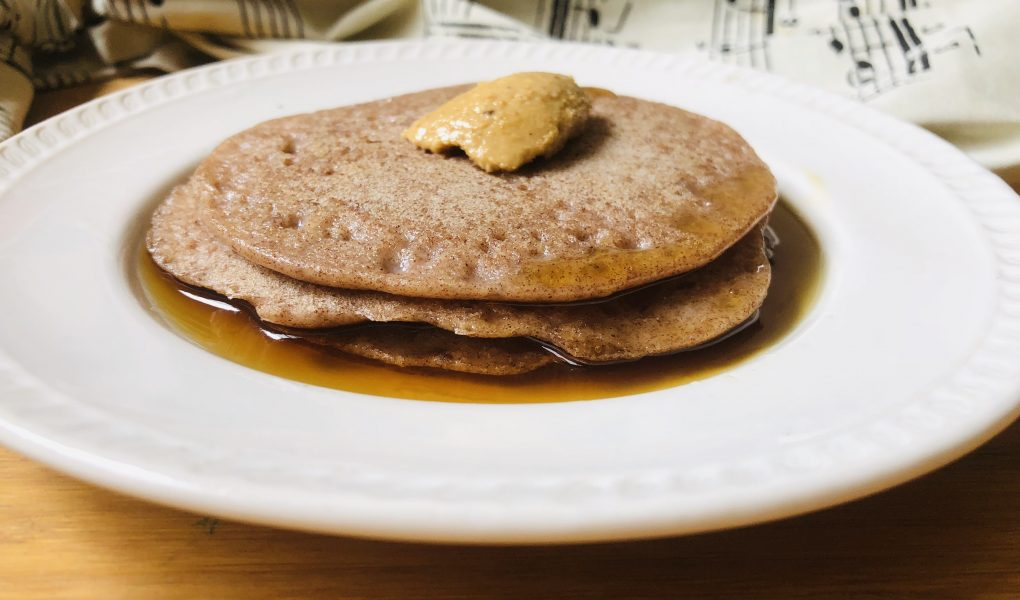 Ragi Pancakes - Baby led weaning Indian food recipes