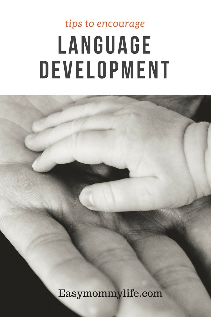 mother-child- language development