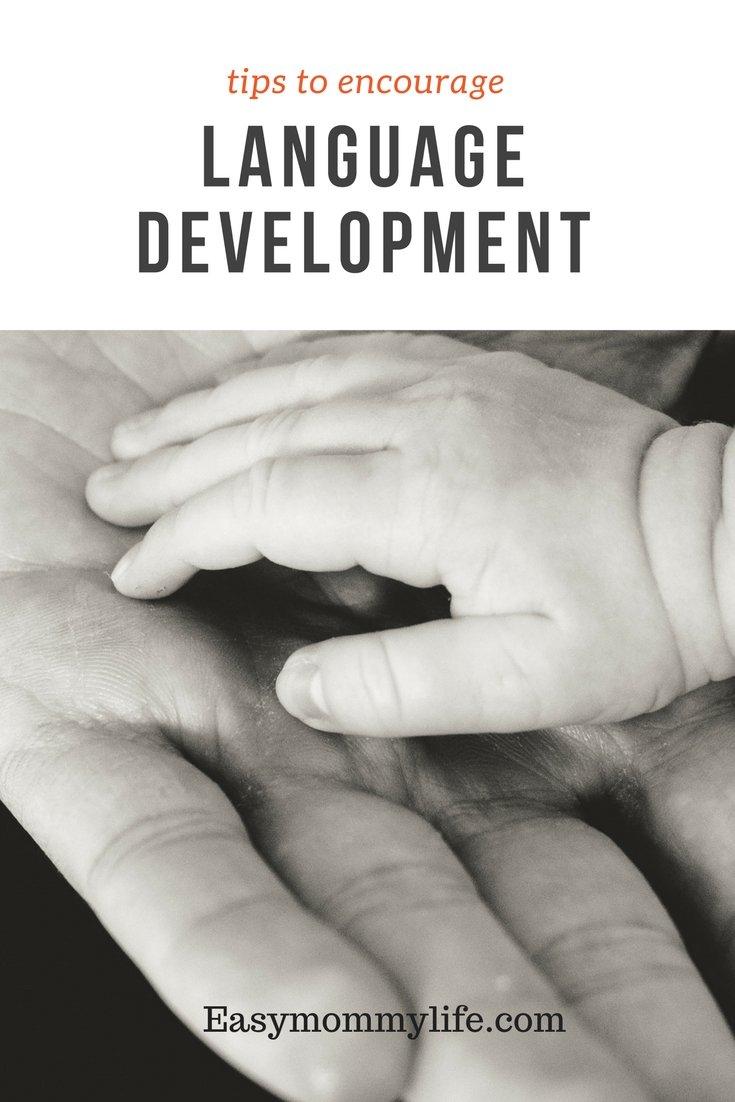 mother-child- language development
