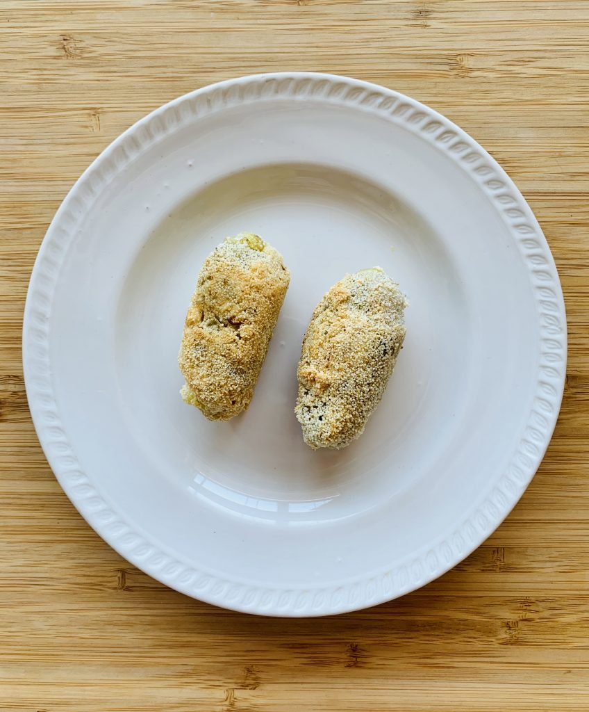 healthy toddler snack recipes-millet cutlets