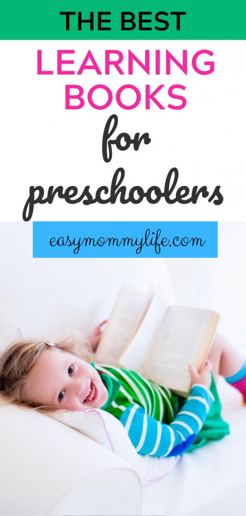 learning books for preschoolers