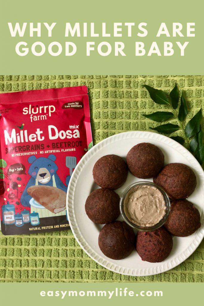 millets for babies