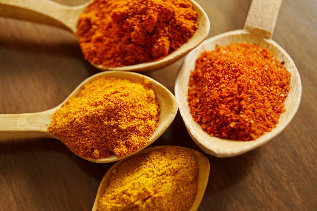 turmeric powder-immune boosting
