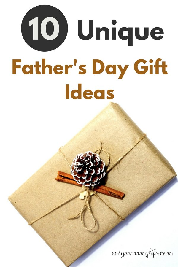 unique gift ideas for father's day