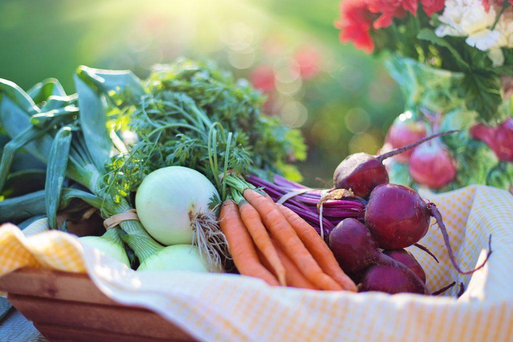 vegetables-immune boosting foods for kids