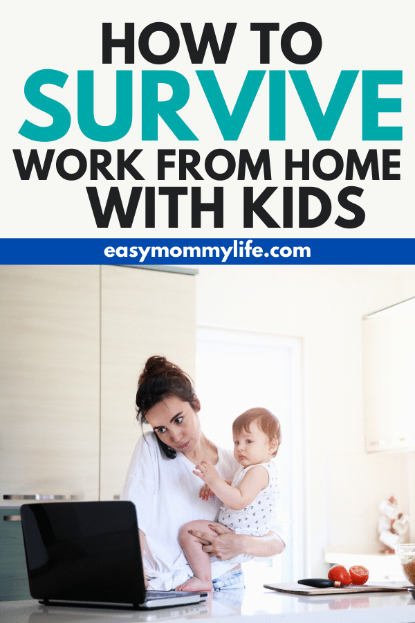 work at home mom hacks
