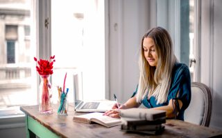 work at home mom tips